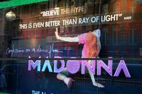 Madonna on Dance Floor