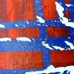 """""""red blue citymap"""" by clemensschoeffl"""