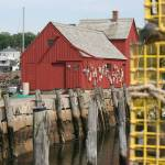 """Rockport, MA, Harbor"" by halobelle"