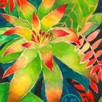 """Jungle Floral 2"" by laurenmcmullen"