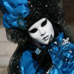 """""""Blue Ribbons in Her Hair"""" by DonnaCorless"""