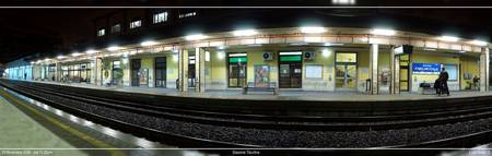 TIBURTINA Train Station - Rome