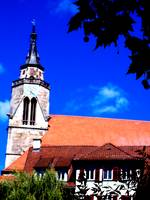 biggest _  Church : Stiftskirche