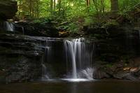 Ricketts Glen falls