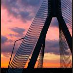 """Bridge Silhouette"" by Liaonet"