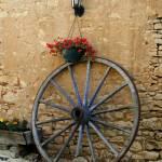 """Bombel--wagon wheel"" by BeckySpencer"