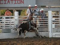Rodeo moment