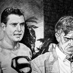 """Superman ""Collars"" Mr. Big"" by Tejaartist"