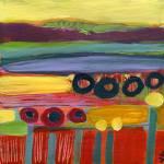 """""""Morning Skagit Fields No 3"""" by JENLO"""