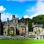 """Margam Castle Panorama"" by mathalda"