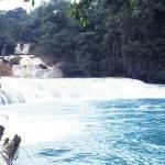 """Agua Azul Healing Waterfalls"" by LauriJon"