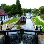 """Canal view, Berkhamsted"" by OooBabyBaby"