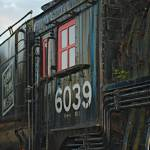 """6039 With Plant"" by PaulDRobertson"