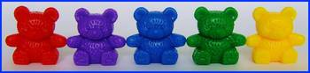 Compare Bear Colours