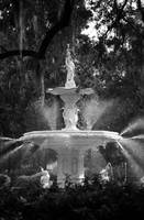 Savannah Fountain No. 1, Georgia