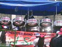 Steelband at 2006 Trinidad Carnival