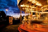 Paris : Winter Carrousel