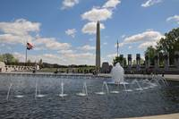 WWII Monument Washington DC