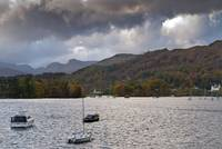 Stormy Skies over Windermere