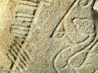 Brandsbutt Pictish Stone