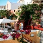"""""""Oia Garden Taverna"""" by urbansafari"""