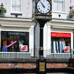 """Millennium Clock, Ashbourne  (18423-RDB)"" by rodjohnson"