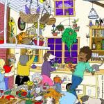 """""""Kitchen"""" by Genevieve"""