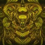 """""""Golden Sculpture"""" by SorenJames"""