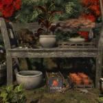 """""""Garden Bench"""" by shoop3D"""