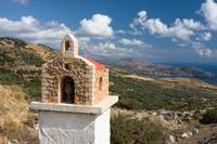 Cretan Roadside Shrine