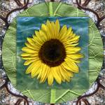 """Sunflower mandala"" by belinda"