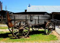 Texas Farm Wagon
