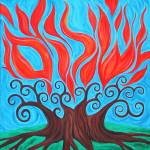 """Burning Bush"" by laurabolter"