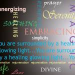 """healing light meditation text"" by TCRAWFORD"
