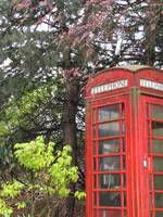 Full colour Telephone Booth