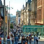 """""""Buchanan street, Glasgow"""" by Longlinestudio"""