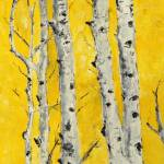 """Aspen Abstract"" by JimLively"