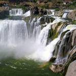 """Shoshone Falls, Twin Falls, Idaho"" by kelleyjo"