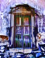 Barred Window, La Aduana