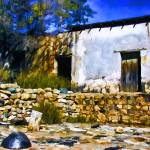"""""""Old Building at the Silver Mine in La Aduana"""" by johncorney"""