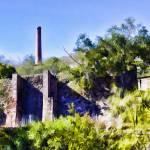 """""""Silver Mine Smelter Chimney"""" by johncorney"""