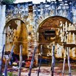 """Decaying Adobe Building"" by johncorney"