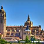 """Catedral Segovia Espain"" by Duende"