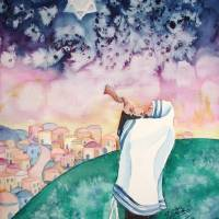 """Song of the Shofar"" by Shoshanna Bauer"