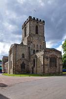 Melbourne Parish Church, Derbyshire  (18730-RDB)