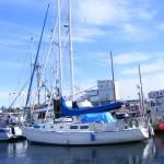 """""""Sailboat 01"""" by Attila_Photos"""