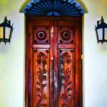 """Alamos Doorway #4"" by johncorney"