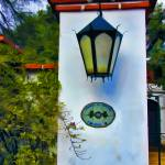 """Outside Lamp Alamos #1"" by johncorney"