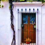 """""""Alamos Doorway #7"""" by johncorney"""