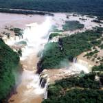 """Iguassu Falls Brazil and Argentina"" by rdwittle"